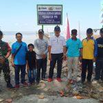 Warga Sambut Gembira Renovasi Jembatan Penyeberangan Oleh PT Timah di Pulau Kundur