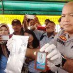 Oknum Wartawan Diduga Jadi Kurir Sabu Malaysia