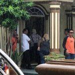 KPK Geledah Rumah Nurdin Basirun di Bukit Senang Karimun