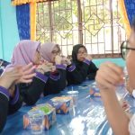 Siswa SMP Vidya Sasana Dapat Pembekalan Teknologi dari University Malaysia