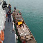 Tiga Hari Menghilang, Nelayan Tebing Terbawa Arus Hingga ke Malaysia