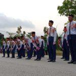 Peringati HUT ke-74 TNI, Kodim 0317/TBK Gelar Lomba PBB dan PPM bagi Pelajar