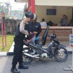 Pascabom Bunuh Diri di Polrestabes Medan, Pintu Masuk ke Mapolres Karimun Diperketat