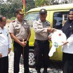 Polisi Ini Sisihkan Gaji Beli Ambulance Untuk Masyarakat