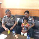 Ditemukan Anak di Pemakaman di Kundur! Kapolsek: Orang Tua Segeralah Dijemput