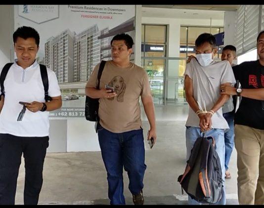 4 Kali Mencuri di Karimun, Wak Lawi Ditangkap di Batam