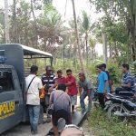Pekerja Tambang Pasir Darat di Desa Pangke Tewas Tertimbun