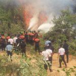 Pangkalan Minyak Kanwil DJBC Khusus Kepri Nyaris Terbakar