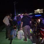 Cegah Kejahatan di Karimun, Polres dan Polsek Gelar Razia di Jalanan