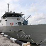 Perkuat Kekuatan di Laut, Mabes TNI AL Kirimkan Kapal Perang ke Lanal TBK