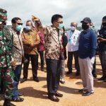 Kunker ke Karimun, Moeldoko Kunjungi Proyek Investasi