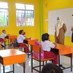Senin Besok, Semua Sekolah di Kabupaten Karimun Belajar Tatap Muka Lagi