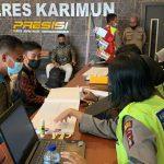 Anak Karimun Ditantang Jadi Polisi, Gratis, Kapolres: Belajar dan Siapkan Fisik!