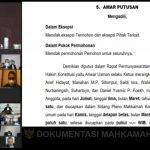 MK Tolak Gugatan Bersinar, Suasana Haru Terasa di Rumah Aunur Rafiq