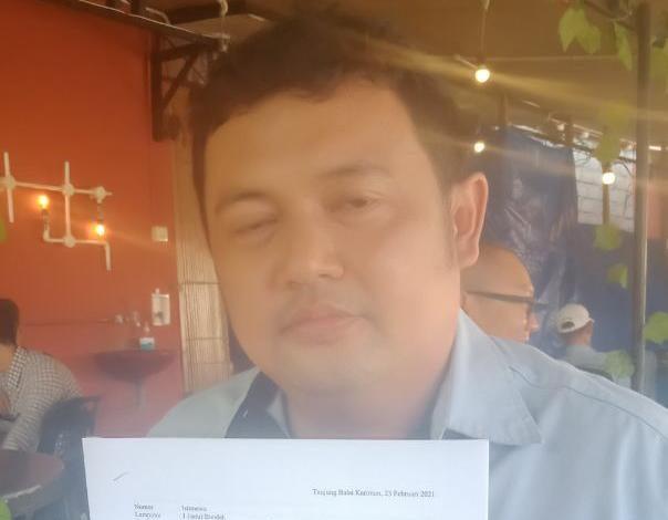 Calon Dirut BUP Karimun Laporkan Kejanggan Proses Seleksi ke DPRD Karimun