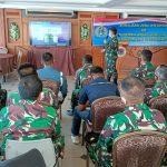 Serius Jadikan Wilayah Bebas Korupsi, Lanal Tbk Dapat Sosialisasi Mabes TNI AL