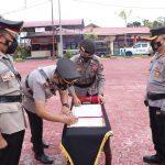 Tiga Perwira di Polres Karimun Dimutasi