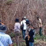 Puluhan Hektare Kebun Warga Habis Terbakar! Terduga Pelaku: Kebarakannya Jumat, Saya Bakarnya Senin