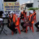 Puluhan Warga Karimun Terjaring Razia Prokes Covid-19