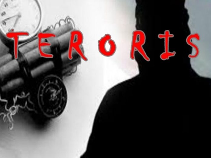 Iulstrasi terorisme. (internet)