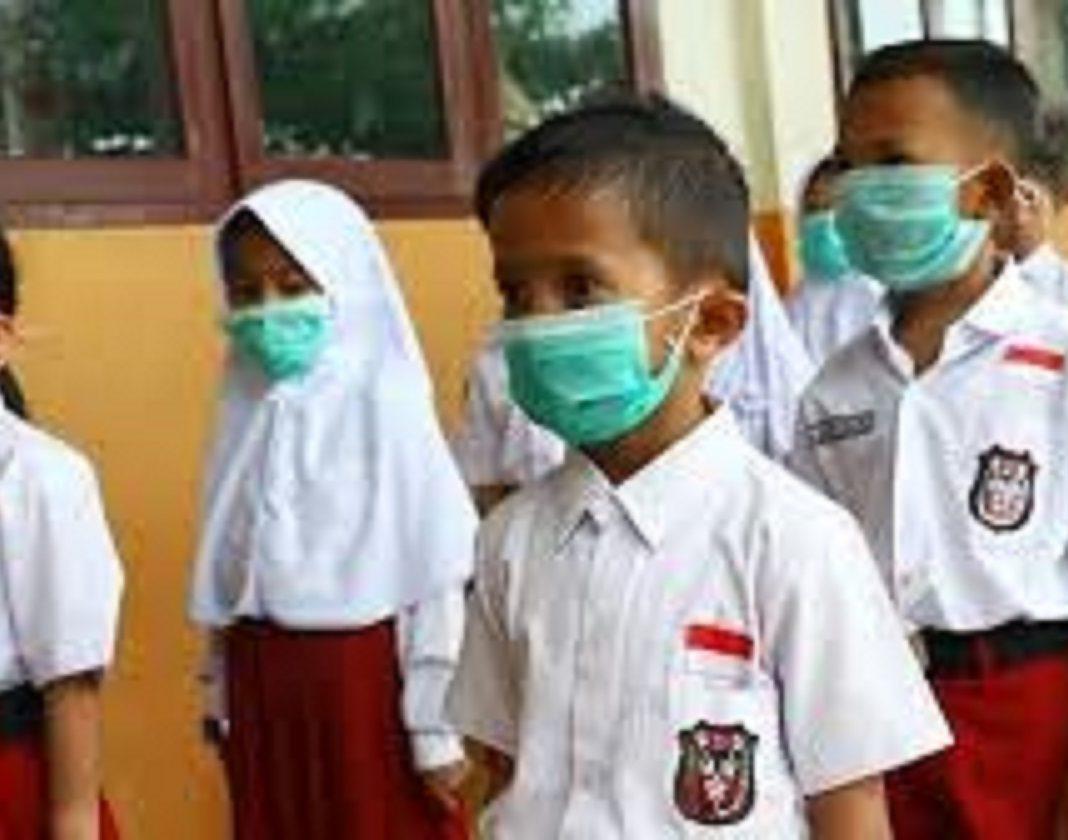 Kasus Covid-19 Naik Lagi di Karimun, Sekolah Tatap Muka Akan Tetap Berlanjut