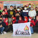 KORDA, STBK dan Tanjungbatu Kampong Kite Gelar Donor Darah