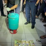 Kanwil DJBC Kepri Gagalkan Penyeludupan Rp17 Miliar Sabu