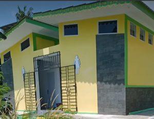 Polisi Lidik Proyek Pembangunan Toilet Senilai Rp817 juta