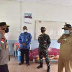 Warga yang Masuk Karimun Akan Diisolasi di SMPN 2 Binaan Tebing