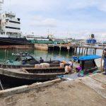 Kapal Muatan 30 Koli J&T Tujuan ke Karimun Ditangkap Satpolairud Polda Kepri