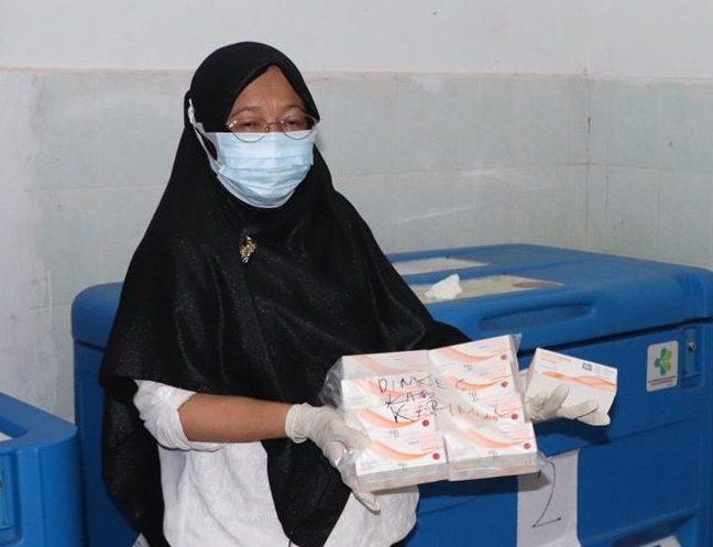 Pemprov Kepri Jamin Ketersediaan Vaksin Untuk Kabupaten Karimun
